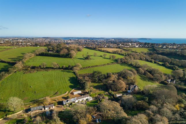 Thumbnail Detached house for sale in Maen Valley, Goldenbank, Falmouth