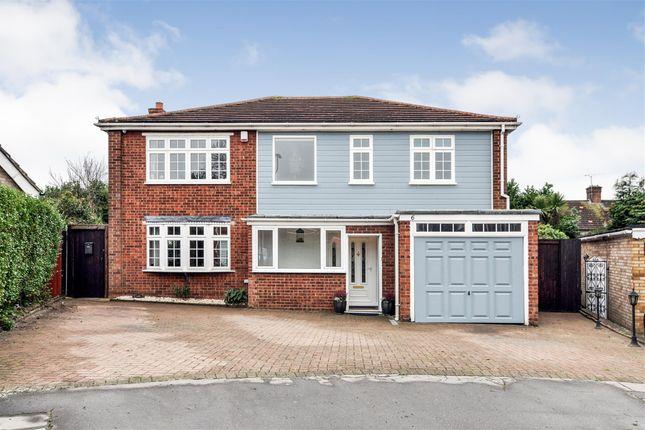 Thumbnail Detached house for sale in Haling Park Gardens, South Croydon, Surrey