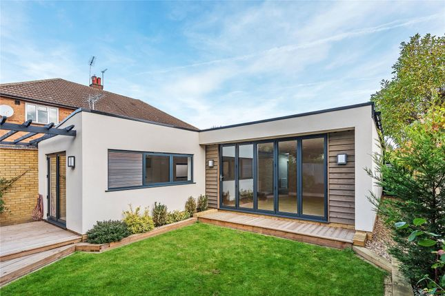 Thumbnail Detached bungalow for sale in Oakleigh Crescent, Whetstone