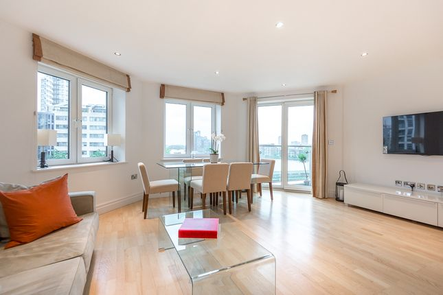 Flat to rent in The Boulevard, Imperial Wharf