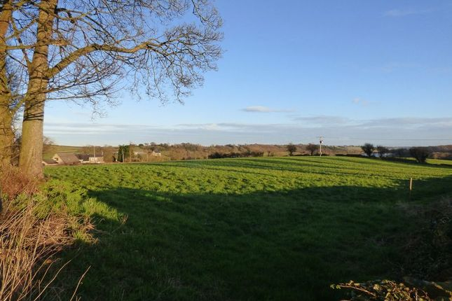 Thumbnail Land for sale in Badger Lane, Woolley Moor, Alfreton