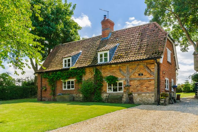 Thumbnail Detached house for sale in Graby Cottage, Graby, Sleaford
