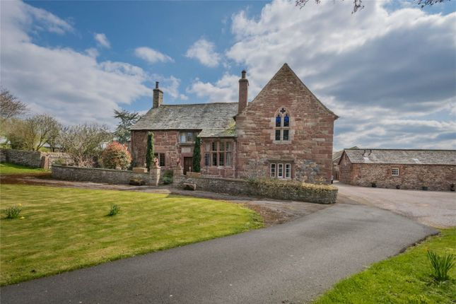 Thumbnail Detached house for sale in Kirkby Thore Hall, Kirkby Thore, Penrith