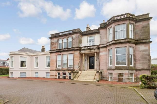 Thumbnail Flat for sale in Charles Street, Largs, North Ayrshire
