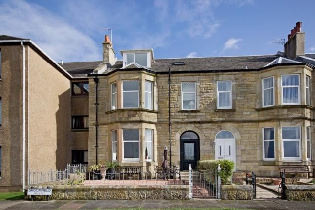 Thumbnail End terrace house for sale in Broomfield, Largs, North Ayrshire