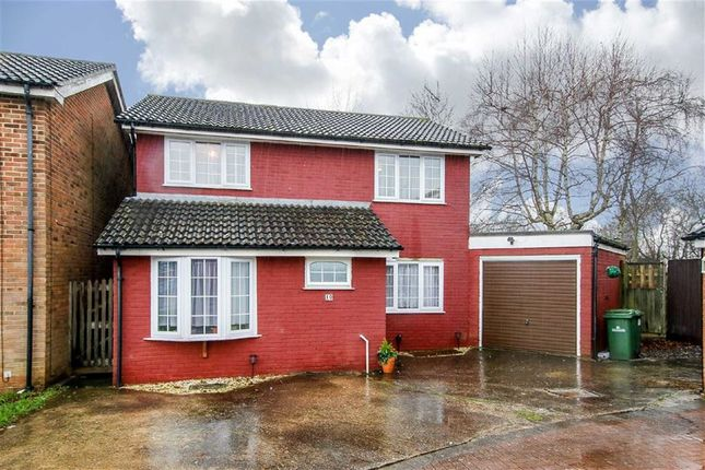 Thumbnail Detached house for sale in Galloway Close, Bletchley, Milton Keynes