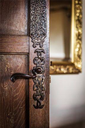 Feature Door of Givons Grove, Leatherhead, Surrey KT22