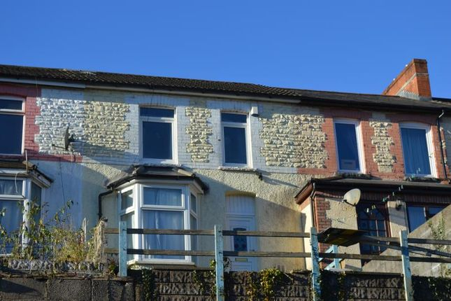 Thumbnail Terraced house to rent in Raymond Terrace, Treforest, Pontypridd, Rhondda Cynon Taff