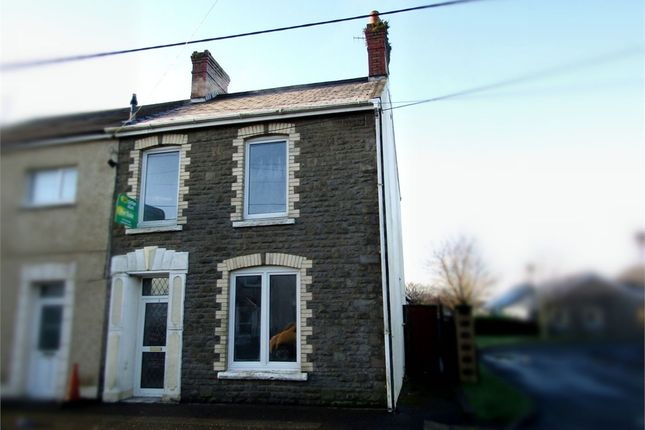 Thumbnail Semi-detached house for sale in Heol Y Bwlch, Bynea, Llanelli, Carmarthenshire