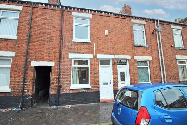 Thumbnail Terraced house to rent in Collinson Road, Goldenhill, Stoke-On-Trent