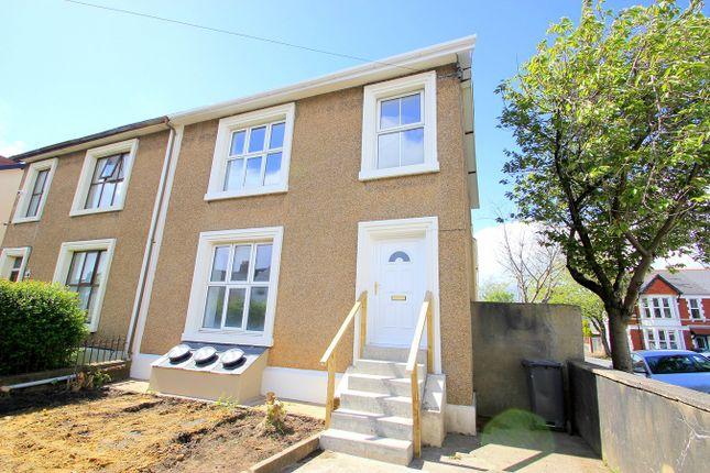 Thumbnail Semi-detached house to rent in Pen Y Bryn Way, Gabalfa, Cardiff
