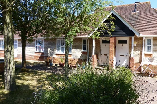Thumbnail Bungalow for sale in Meadow Close, Colchester