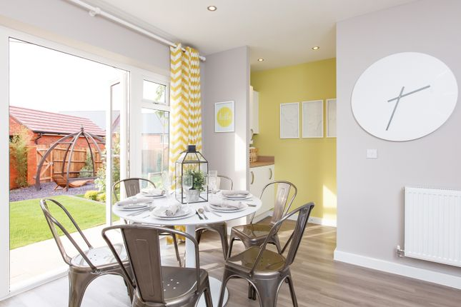 """Thumbnail Terraced house for sale in """"The Loddon"""" at Deardon Way, Shinfield, Reading"""