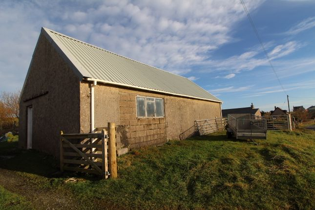 Outbuilding of 19 Crossbost, Isle Of Lewis HS2