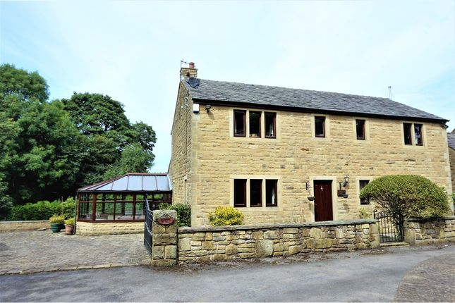 Thumbnail Detached house for sale in Clayton Hall Drive, Accrington