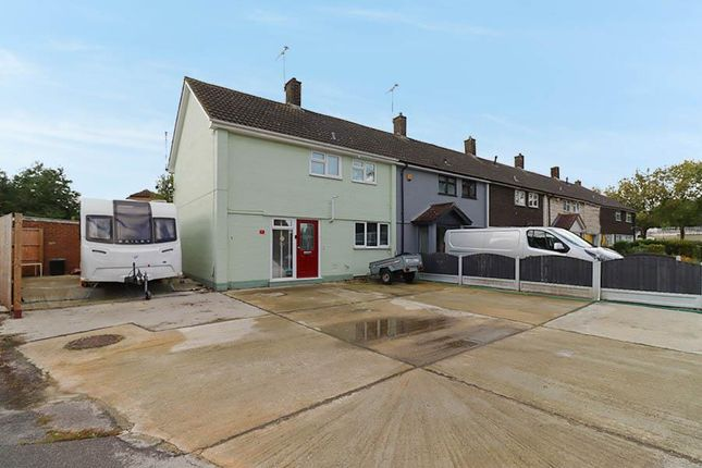 3 bed end terrace house for sale in The Fremnells, Fryerns SS14