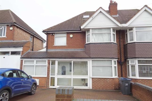 Semi-detached house for sale in Madison Avenue, Hodge Hill, Birmingham