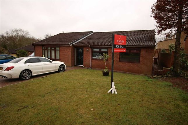 Thumbnail Detached bungalow for sale in Burghley Mews, Woodham, Newton Aycliffe, Co. Durham