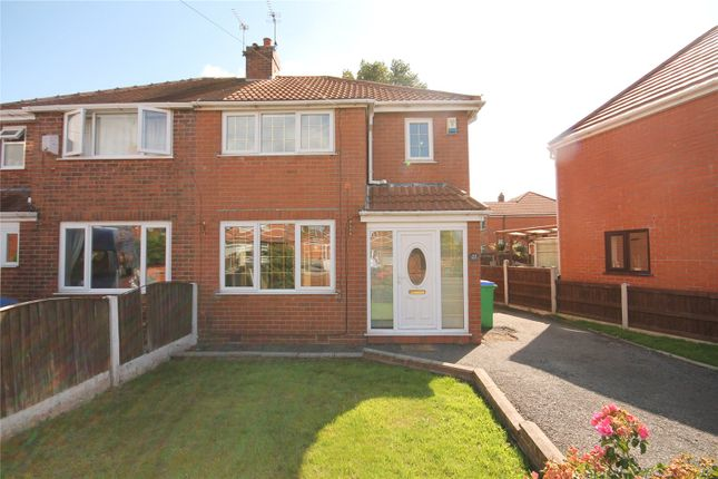 Thumbnail Semi-detached house to rent in Field Road, Rochdale, Greater Manchester
