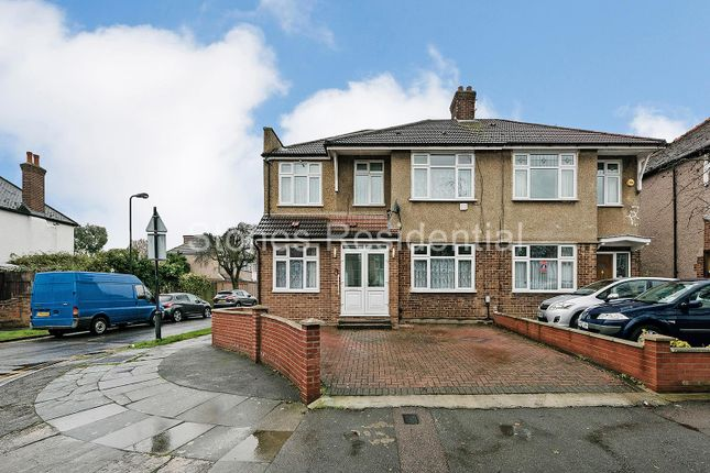 Thumbnail Semi-detached house for sale in Uppingham Avenue, Stanmore