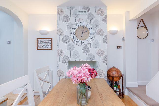 Dining Area of Rushett Close, Thames Ditton KT7