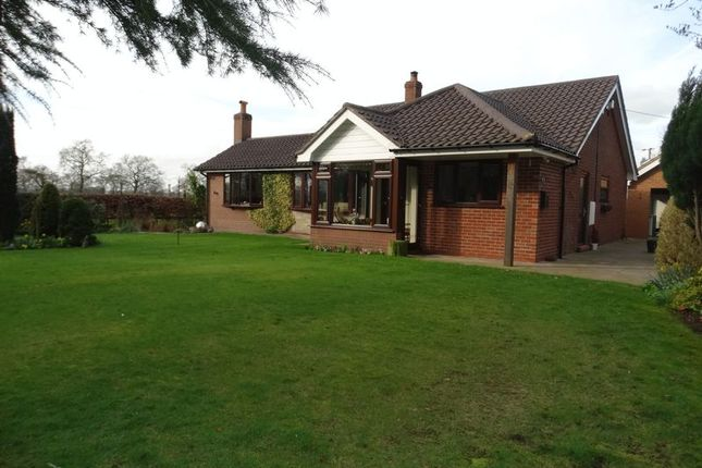 Thumbnail Bungalow for sale in Forty Acre Lane, Kermincham, Crewe