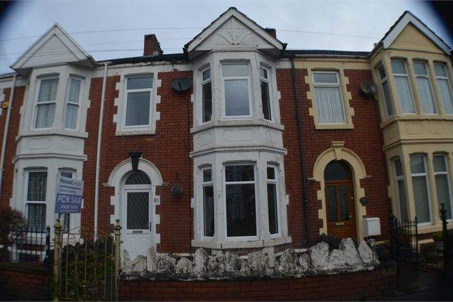 Thumbnail Terraced house for sale in Victoria Road, Aberavon, Port Talbot