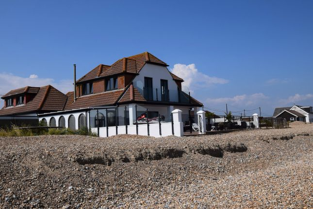 Thumbnail Detached house for sale in Old Martello Road, Pevensey Bay