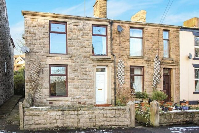 4 bed terraced house for sale in Wellington Road, Turton, Bolton