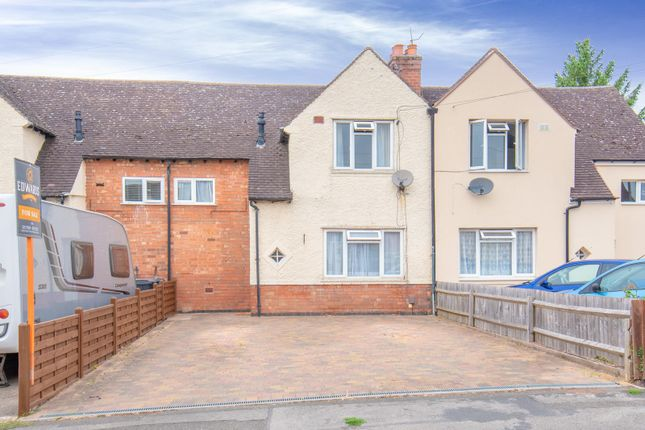 Thumbnail Terraced house for sale in Elm Road, Stratford-Upon-Avon
