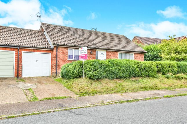 Thumbnail Bungalow for sale in Burgh Lane, Mattishall, Dereham