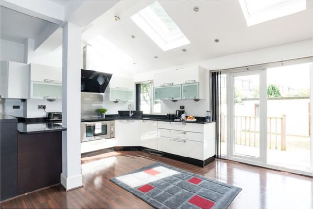 Thumbnail End terrace house to rent in Abbott Avenue, Wimbledon