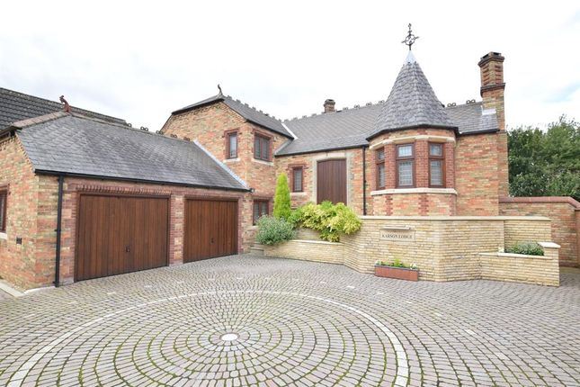 Thumbnail Detached house for sale in North Street, Roxby, Scunthorpe