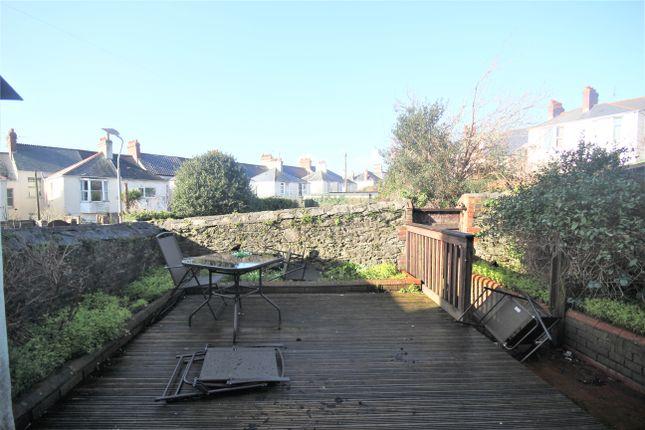 Communal Garden of Beechwood Avenue, Mutley, Plymouth PL4