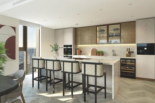 Thumbnail Flat for sale in Park Central, Prince Of Wales Drive