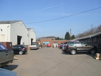 Thumbnail Commercial property for sale in Trent Foundry, Chemical Lane, Longport, Stoke-On-Trent, Staffordshire
