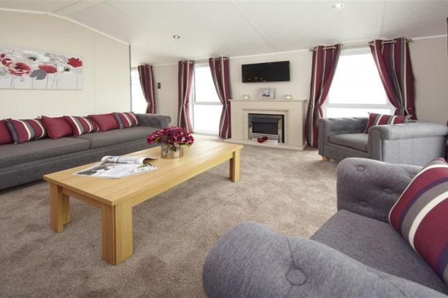 2 bed lodge for sale in Carnoustie Court, Tydd St Giles, Wisbech