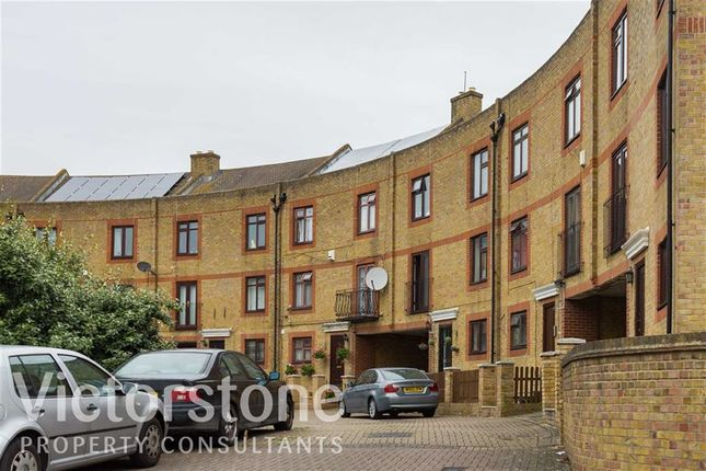 Thumbnail Terraced house for sale in Yarrow Crescent, Beckton, London