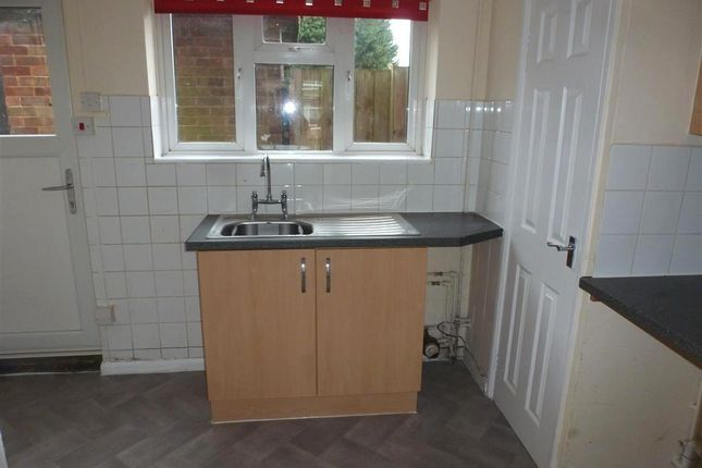 Kitchen of Osborne Road, Wisbech PE13