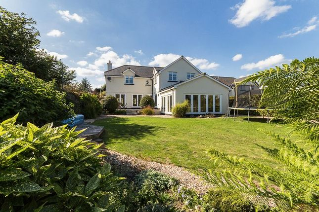 Thumbnail Detached house for sale in Michaelmas House, Fore Street, Chudleigh, Newton Abbot