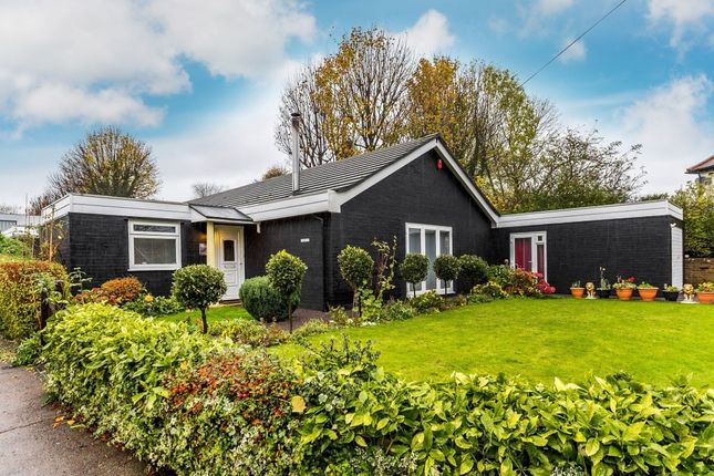 Thumbnail Bungalow for sale in Bankside Close, Carshalton