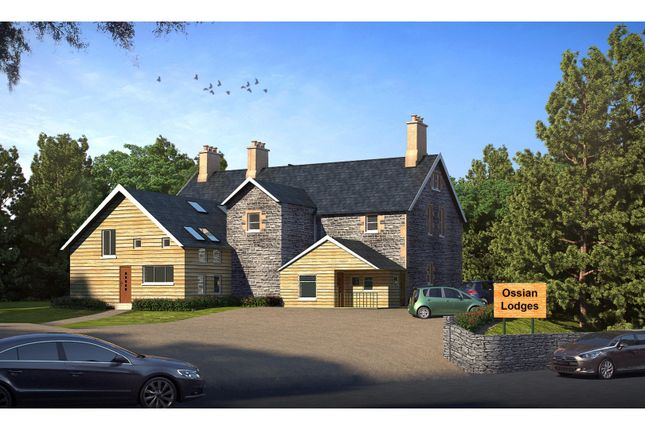 Thumbnail Detached house for sale in The Ossians, Kincraig, Kingussie