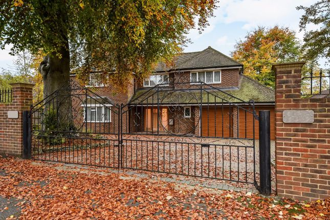 Thumbnail Detached house for sale in Ermyn Way, Leatherhead