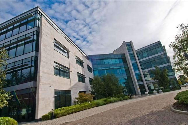 Serviced office to let in Aviator Way, Manchester Int. Airport, Cheadle