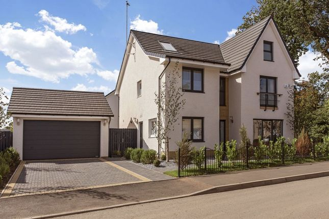 Thumbnail Detached house for sale in 8 Dovecote Way, Haddington