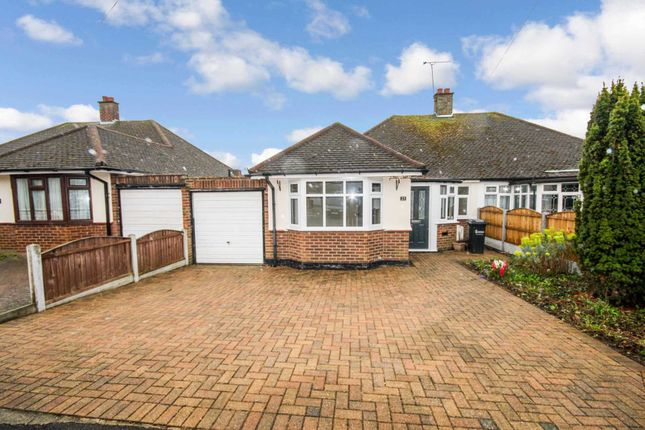3 bed semi-detached bungalow to rent in Dunmow Gardens, West Horndon CM13