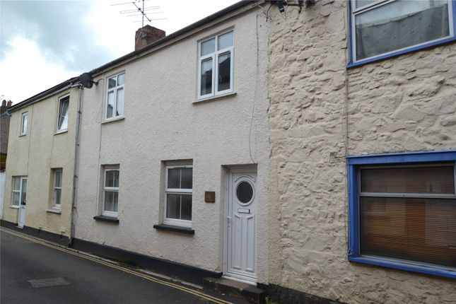 3 bed terraced house to rent in Barrington Street, Tiverton, Devon EX16