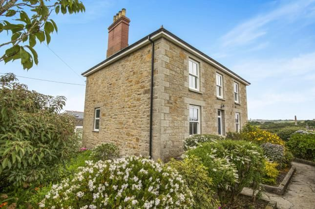 Thumbnail Detached house for sale in Marazion, Cornwall