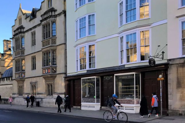 Thumbnail Retail premises to let in High Street, Oxford