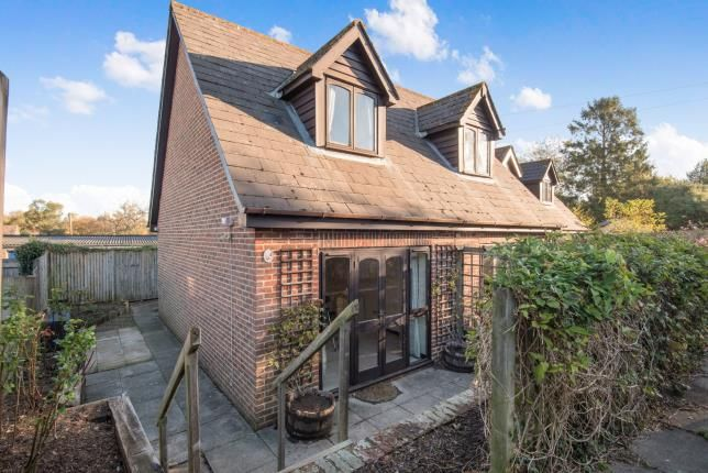 Thumbnail Bungalow for sale in Chapel Place, High Street, Ticehurst, East Sussex